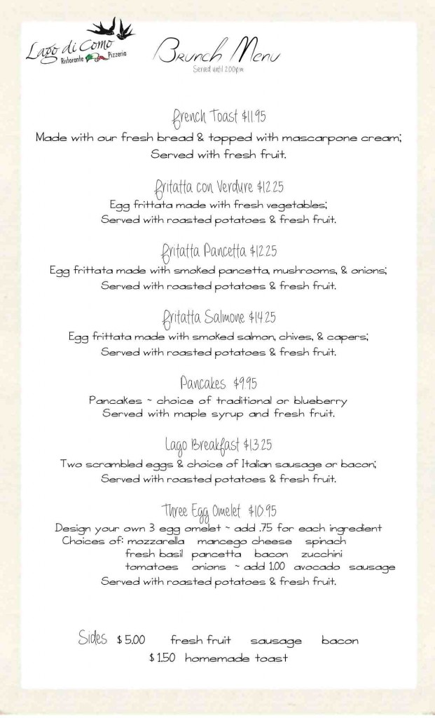 Easter menu 2014 jpg web